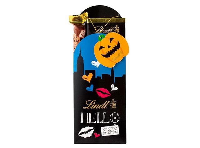 ハロウィン限定!スイスのチョコレートブランド『リンツ』から日本初上陸のHELLOギフトケースハロウィンバージョンが発売されました