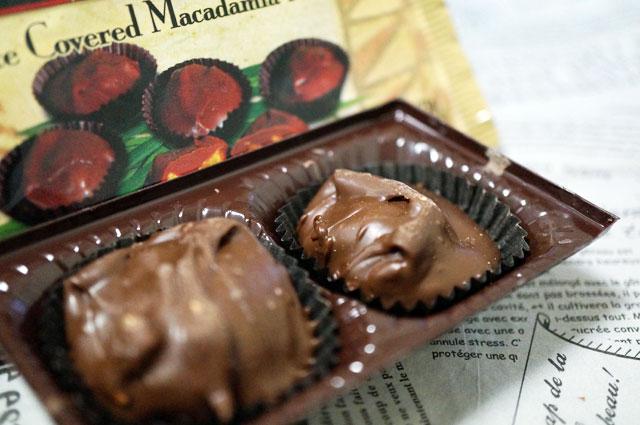 ハワイチョコレート