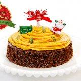 ポタジエのクリスマスケーキ