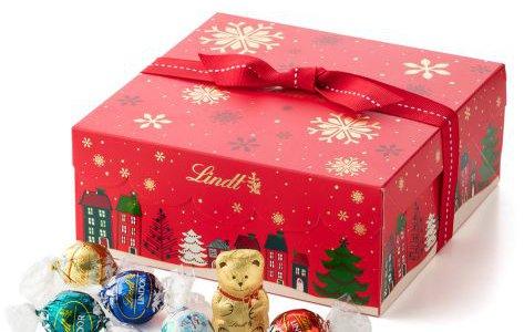 【まもなく】12月1日からLindt-リンツ-のクリスマス ホリデーギフトボックスの販売開始!