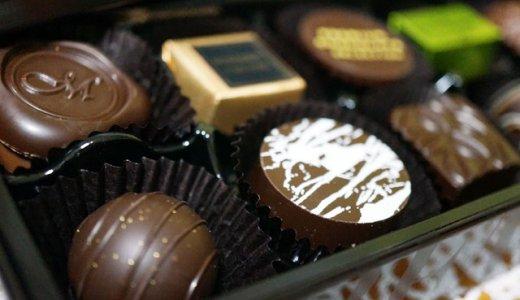 クリスマスのギフトにぴったりのmorozoffのチョコレートレビュー