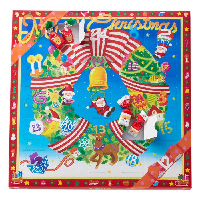 クリスマスまで!チョコレート・お菓子のアドベントカレンダー特集2017