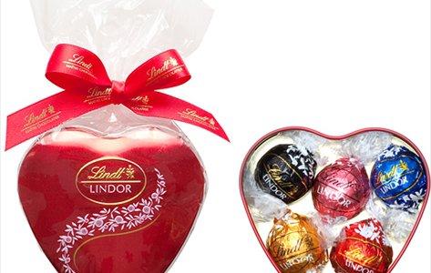 2017年1月6日から!毎年売り切れ続出のリンツ-Lindt-のバレンタイン特集☆購入金額に応じて素敵なプレゼントあり!