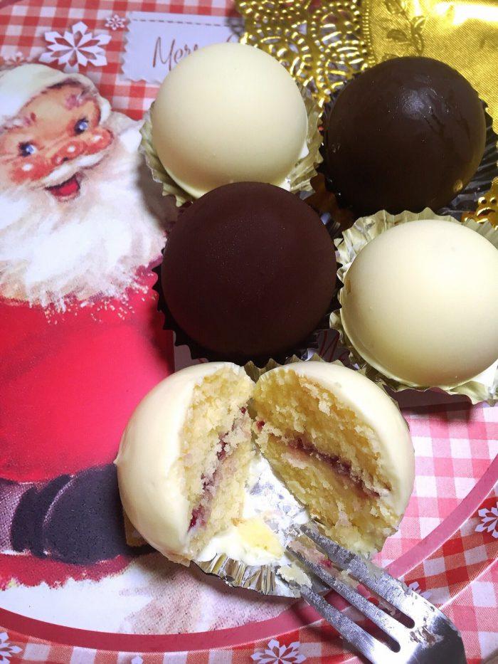 シリコン型で簡単チョコケーキ☆Xmas☆