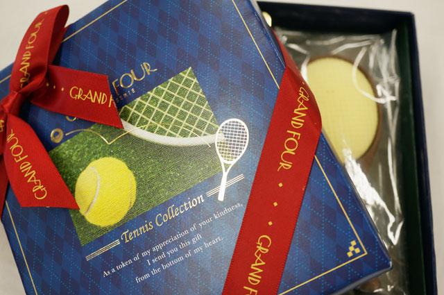 テニスショコラ