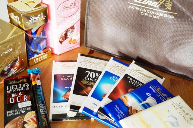 チョコレート福袋