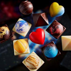 美しすぎる宇宙チョコ!バレンタインに地球を食べるなら【惑星ショコラ】