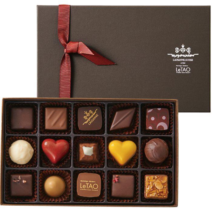 1月31日までの早期申し込みがお得!まとめ買いがお得!LeTaoのバレンタイン
