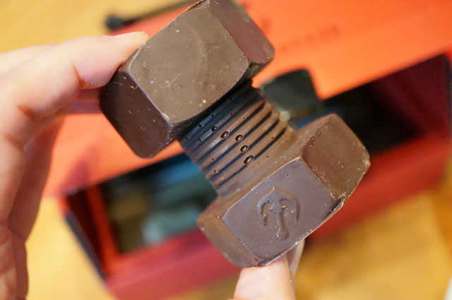 【ホワイトデー2018】おもしろい彼女にはおもしろチョコレートのお返しを!