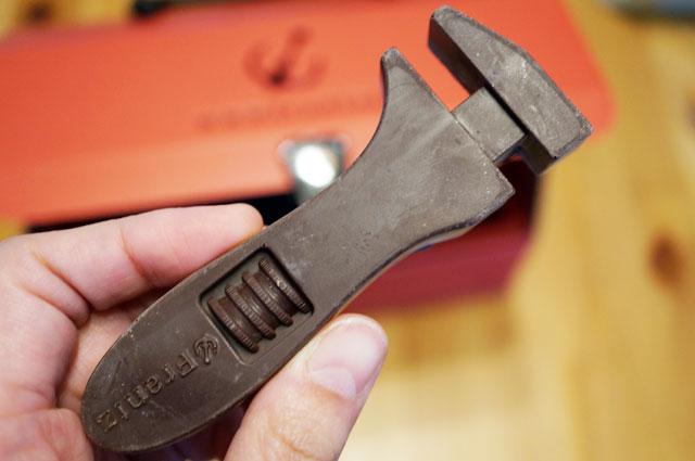 神戸フランツ 工具チョコ