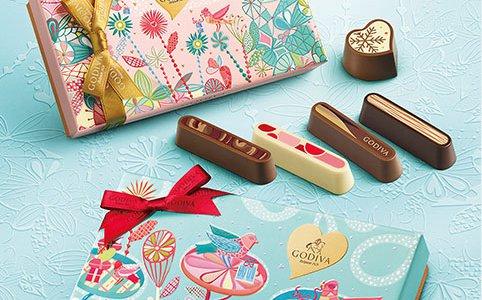 【ホワイトデー2018】チョコレートといえばやっぱりコレ!GODIVAのホワイトデーセレクション