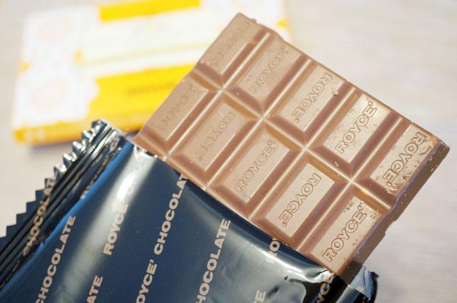ロイズは生チョコだけじゃない!限定商品のタブレットショコラ『カカオニブ&ナッツ』レビュー