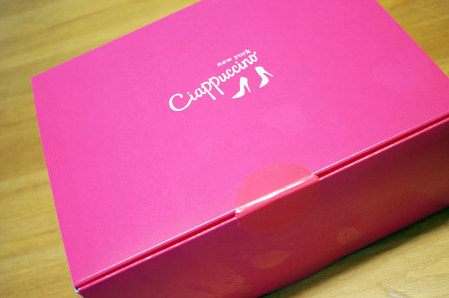 チャプチーノ カップケーキ