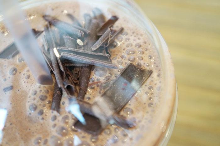 【Lindt】ねんがんのアイス チョコレートドリンクをてにいれたぞ!【リンツショコラカフェ】