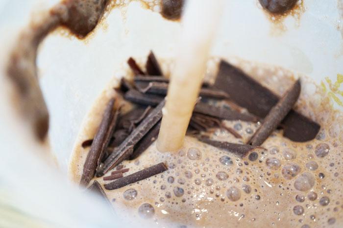 リンツアイスチョコレートドリンク