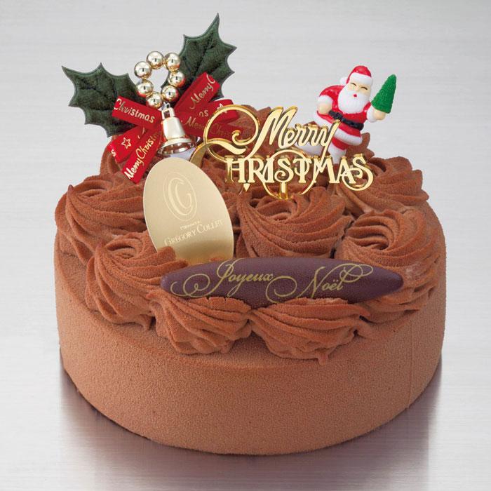 パティスリーグレゴリー・コレのクリスマスケーキ