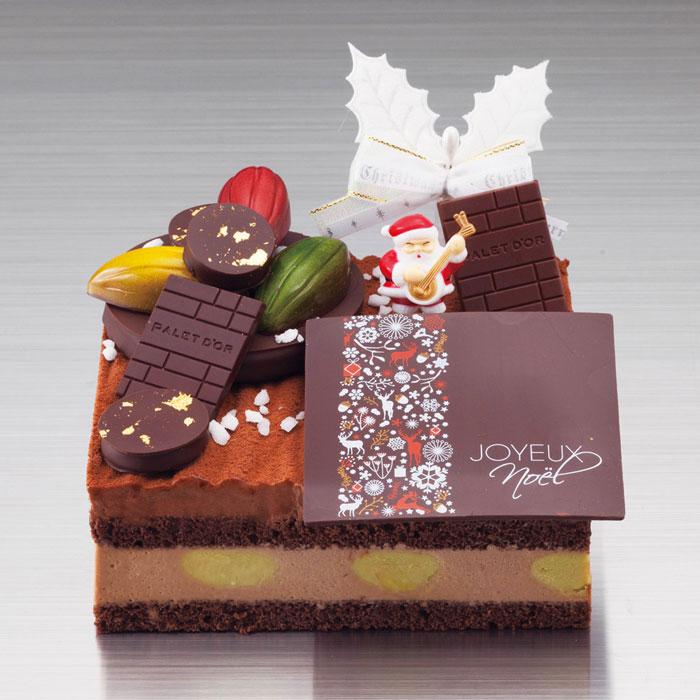 ショコラティエパレドオールのクリスマス