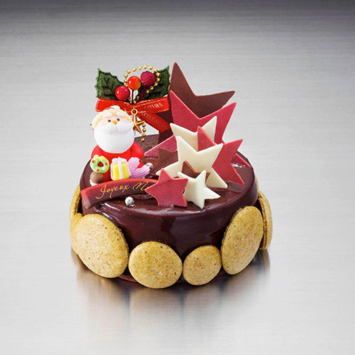 パティスリーモンスーンのクリスマス