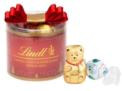 【リンツのクリスマス特集2018】可愛いリンツテディのチョコレートのギフトセット