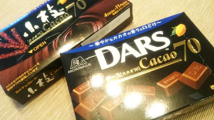 【チョコレート】2017年10月前半に食べたおいしかったチョコレートまとめvol.2