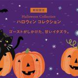 ゴディバのハロウィン2018はおばけ!黒猫!パンプキン!可愛いチョコレート♪