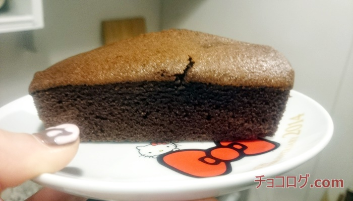 TOMIZ(富澤商店)のチョコレートケーキ