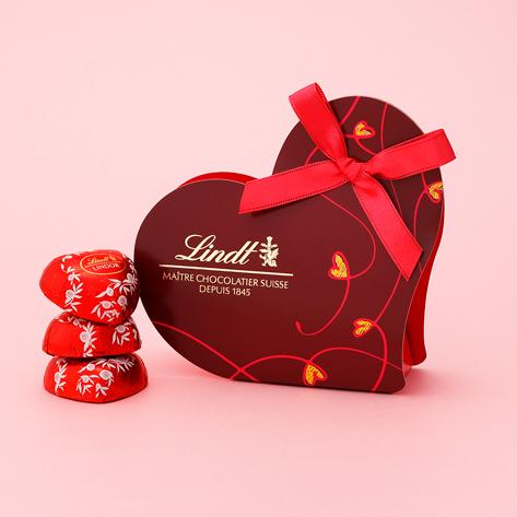 2019年リンツ-Lindt-のバレンタイン特集☆一番人気のリンドールミルクは本命におすすめ!