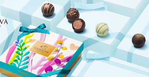 【ホワイトデー2020】チョコレートといえばやっぱりコレ!GODIVAのホワイトデーセレクション