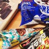 【本日のチョコレート】ミントチョコレートチャンクなど最近食べたチョコレートたち