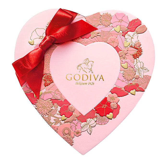 GODIVA(ゴディバ)のバレンタイン2019!新作や期間限定のおすすめチョコレート特集2