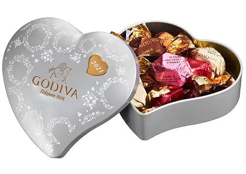 GODIVA(ゴディバ)のバレンタイン2021!新作や期間限定のおすすめチョコレート特集