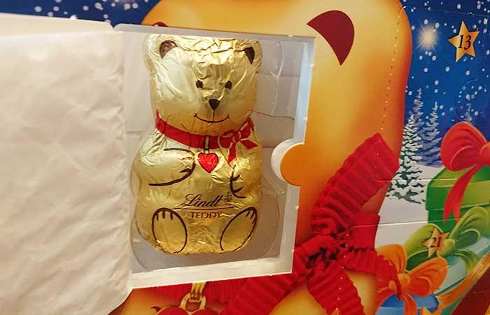 リンツ(Lindt)のアドベントカレンダーネタバレ注意!クリスマス2020の新作を開けてみた