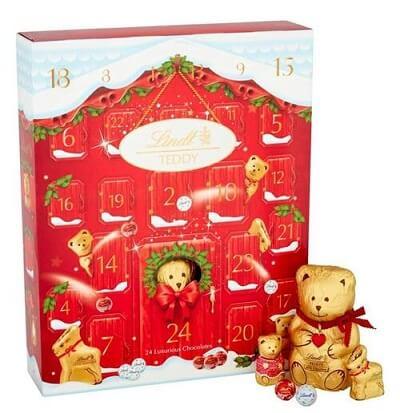 クリスマスまで!チョコレート・お菓子の人気アドベントカレンダー特集2021