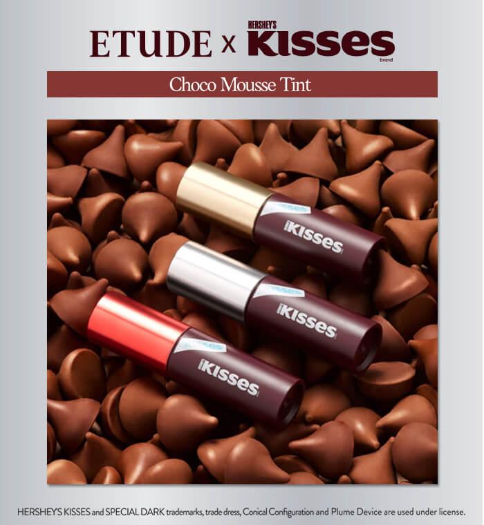 【食べられません】キスチョコレート プレイカラーアイズを一目惚れで購入!