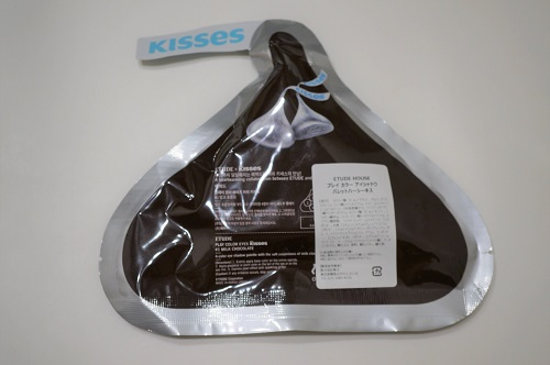 キスチョコレート プレイカラーアイズを一目惚れで購入!めちゃくちゃ可愛いし美味しそう