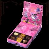 ゴディバ(GODIVA)のハロウィン2021はサンリオキャラクターのクロミちゃん!可愛いチョコレート♪